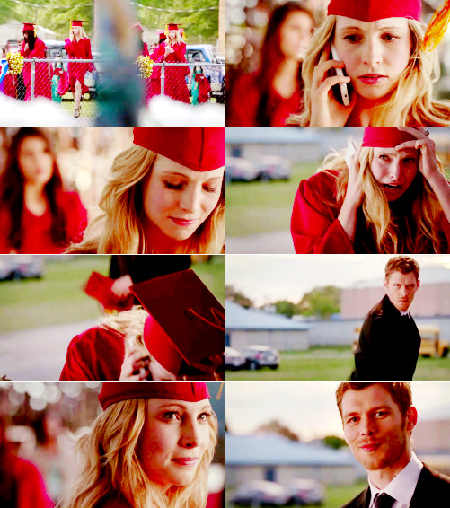 "lastloveklaroline:  ""Klaus! Now is not the time to decide that you are over me…"""