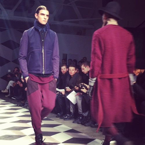 More from Robert Geller #menswear #nyfw