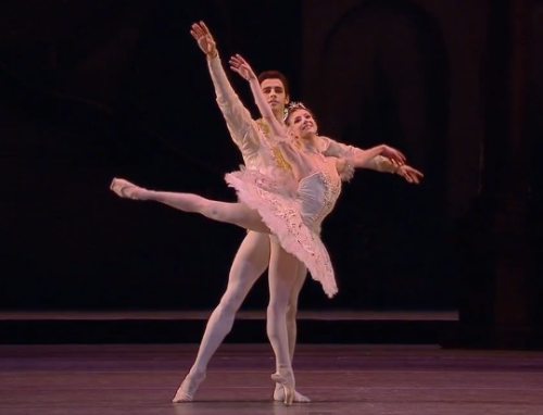 rosesinmay:  Alina Cojocaru and Federico Bonelli in the Sleeping Beauty
