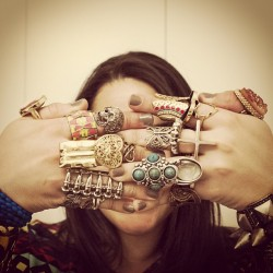 Rings! #photo #rings #selfportrait #photoclass #project #new #funfun #me #artschool #tons #many #hands #hidden #crazy #happy #goodtimes #edit #photography #instafun #instapic