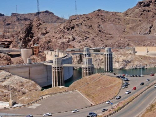 photorator:  Hoover Dam Nevada  One of my favorite places, ever.