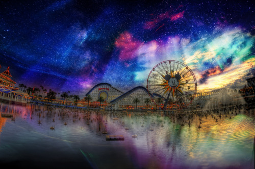 "disneythroughmylens:  chrisalcoran:  ""It's kind of fun to do the impossible."" - Walt Disney  This is so cool!"