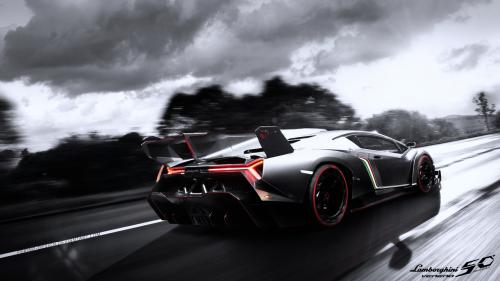 "automotivated:  ""Lamborghini Veneno"""