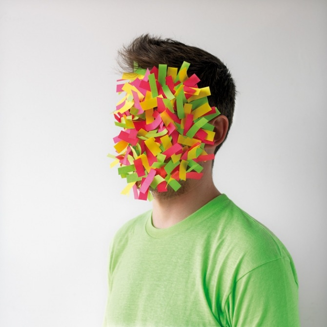 teachingliteracy:  doloresdepalabra: 'Paper faces' Art Direction: Héctor Sos Photographs by Xabier Mendiola Estudio Rosa Lázaro