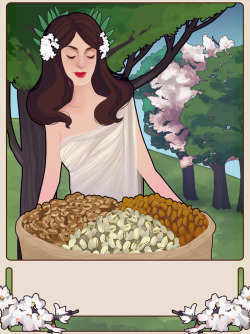Poster I did for the Kern County Nut Festival poster contest.  I thought for sure I would win ):  Guess it wasn't boring enough for my okie city.