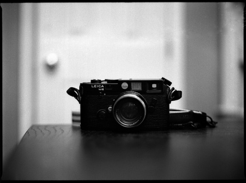 leica m6. by iambrettprice on Flickr.