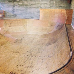 @cranxbikepark bowl is sick!