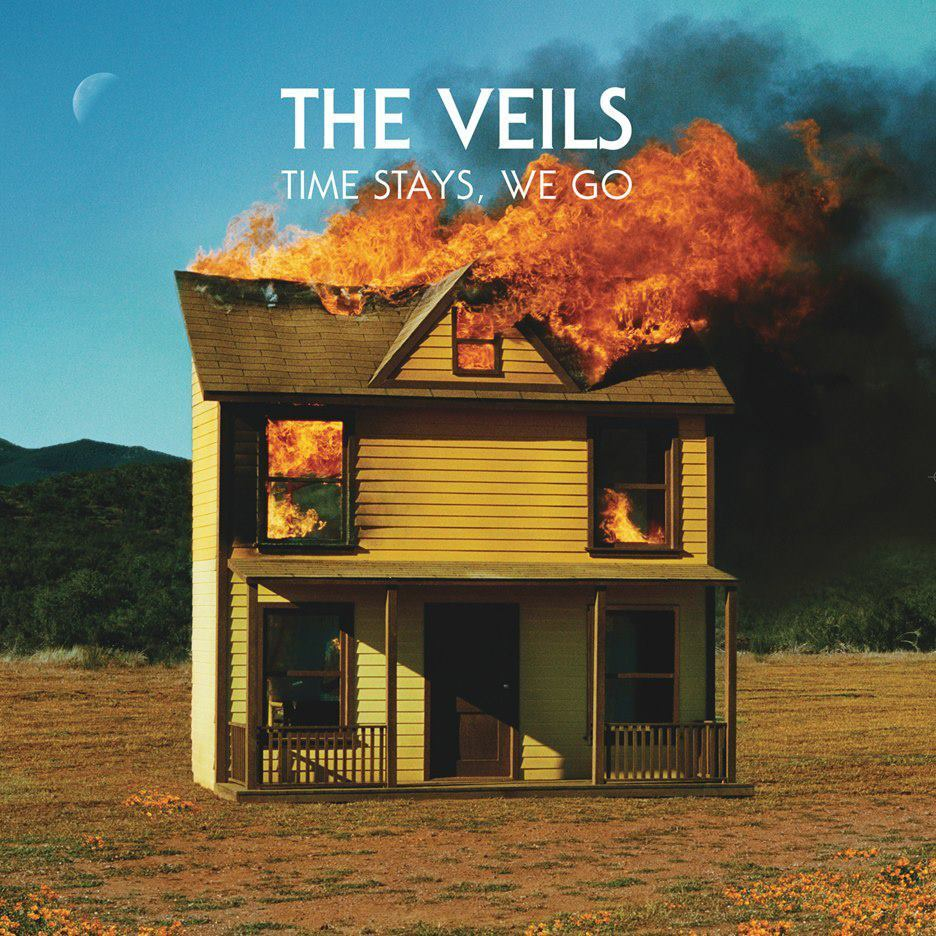 "The Veils have announced their return with their highly anticipated 4th album Time Stays, We Go, due out April 23. In celebration of the release, the band are making the 1st single ""Through the Deep, Dark Wood"" available as a free download through their Facebook page.   Recorded at Seedy Underbelly Studios in Laurel Canyon, Los Angeles + produced by lead singer/songwriter Finn Andrews & Adam Greenspan, Time Stays, We Go marks the beginning of a captivating new era for a band already hailed as ""The best and most unsettling thing I've seen in music this year"" by The LA Times & ""Quite possibly the most underrated band on the planet"" by NME.   The band tempted seminal English producer Bill Price (The Clash, Jesus & Mary Chain) out of retirement to mix the record to tape at Metropolis Studios in London, lending the album a richly analogue sound, rarely heard in popular music today.Time Stays, We Go shows The Veils at the very height of their creative powers so far, deftly combining two distinct sides of their personality, or as Andrews calls it, ""The Pop & The Snarl"".  Through the Deep, Dark Wood // download [like required]"