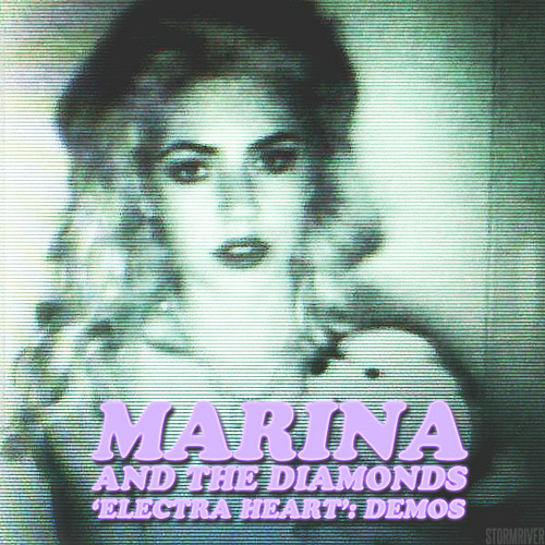 'Electra Heart': Demos (requested by vinceketchum)