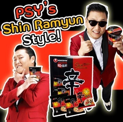 I survived 4 years of college living off Shin Ramyun.