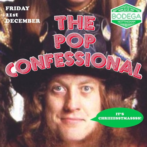 This Friday it's the #PopCon Xmas Bangers Special! #DingDong