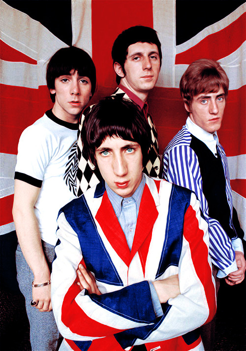 theswinginsixties:  The Who