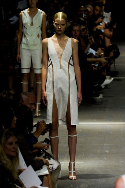whoolfen:  Alexander Wang , new York fashion week 2013