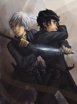 My art the infernal devices will herondale jem carstairs parabatai Cassandra Clare TID