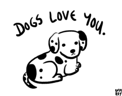 dog doodle dalmatian