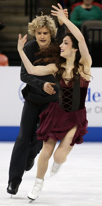 Davis and White US nats 2013
