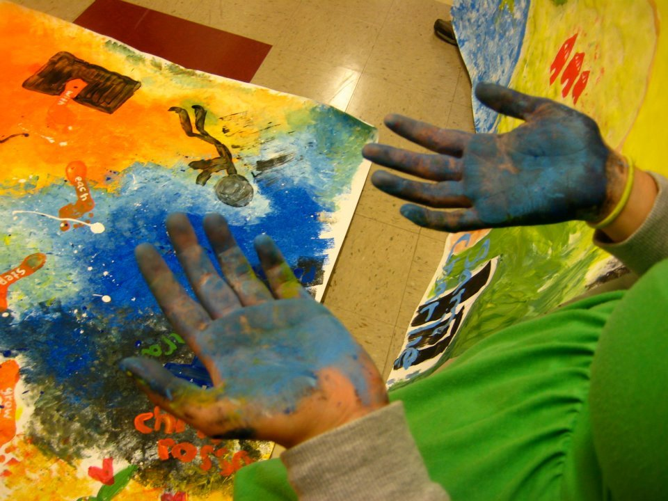 "incitedcrowdfundingeducation:  imagininglearning:  ""Art enables us to find ourselves and lose ourselves at the same time."" ~Thomas MertonImagining Learning  Imagining Learning will be launching a campaign on IncitED in just a few days. Check out their good work!"