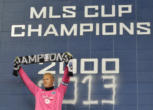 Sporting KC: MLS Cup 2013 Champs