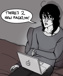 Transfusions update! to the page 187 (there seems to be problems with SJ, just keep refreshing if the page doesn't show)