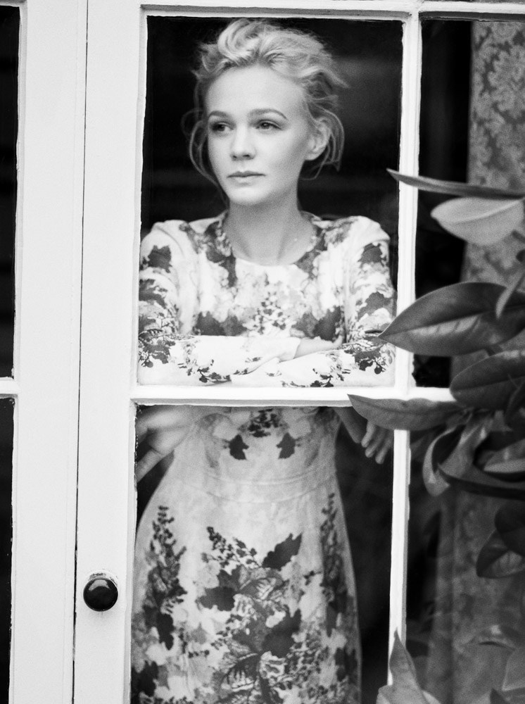 Carey Mulligan - Bazaar UK by Tom Allen, June 2013