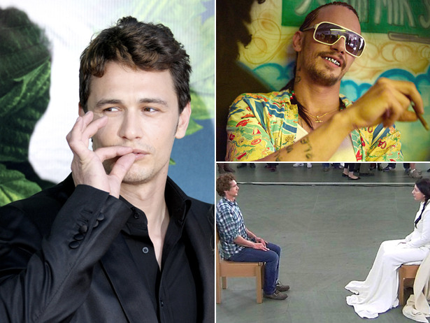 Happy 35th Birthday, James Franco!