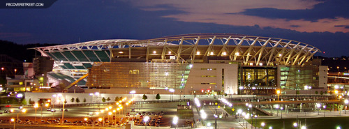 Paul Brown Stadium Cinccinati Bengals