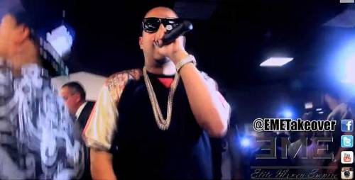 "French Montana Performs At Best Buy ""Excuse My French"" Album Release  CONTINUE READING ON RAPDOSE.COM"