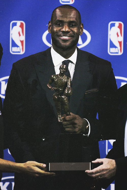 -heat:  4 Time MVP  #kingjames