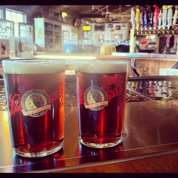Classic #Wisconsin. #brewery #leinenkugels #beer #drink #sample #travel #tourism #leinielodge #midwest #fun #instagood #iphoneography  (at The Leinie Lodge)