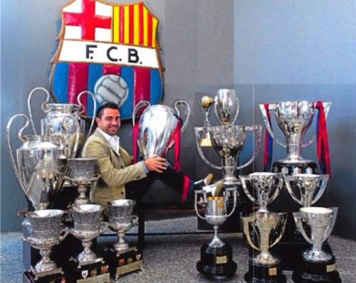 fcbarceelona88:  Those trophies.. Only this club would have this many ! 😱👌