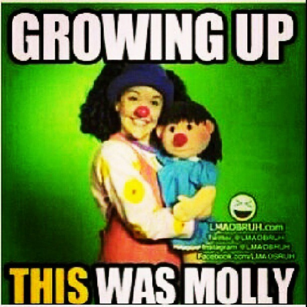 Pop the Molly I'm Sweatin it lol…