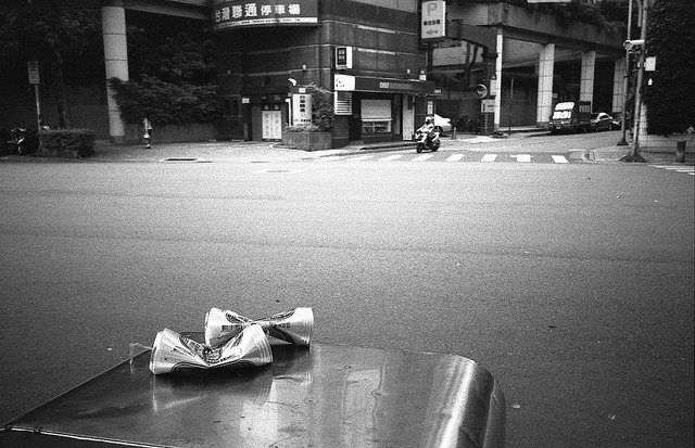 1st roll after CLA of my Olympus XA2 on Flickr.Olympus XA2, Rollei superpan200@400
