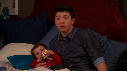 "Gabe and Toby - Good Luck Charlie #401 ""Duncan Dream House"""