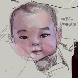 I drew a dumpling 🎶 ~20 minute sketch of Song Daehan referenced from a photo by @songilkook #spaeart http://ift.tt/2qxFzAT