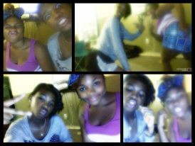 Me && My Bestfriend :]]