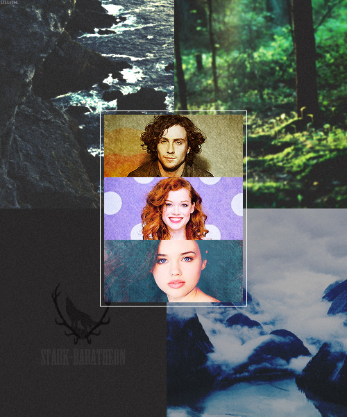 Edwyn || Nymeria || Winter