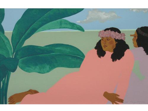 marimopet:  Kailua Noon -Pegge Hopper