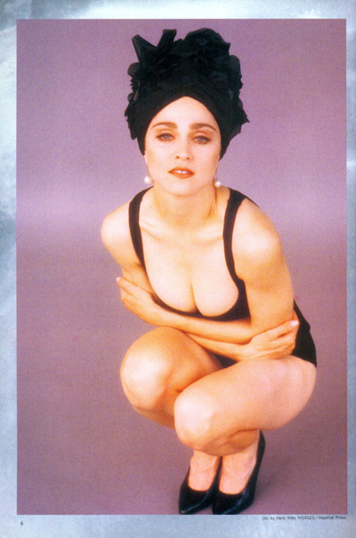 #Madonna 1988 by Herb Ritts