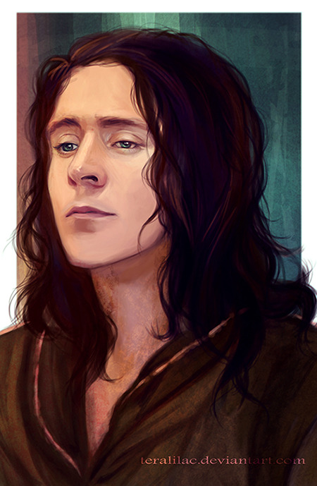 hiddlestonhug:  kings-of-asgard:  Thor 2 Loki by =teralilac  I like this. ANOTHER!
