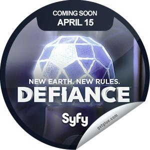 I just unlocked the Defiance: Ark Tech sticker on GetGlue                      4351 others have also unlocked the Defiance: Ark Tech sticker on GetGlue.com                  No living being can claim comprehensive knowledge of the dizzying technology that lies at the heart of the Arks, and therein lies the appeal. Potent, mysterious, and –most importantly- valuable, Ark-Tech exists in fragments in the world of 2046.Infinite and untapped potential resides within such artifacts, and Votans and Humans alike are racing to unlock their secrets. In this wild new world, Arkhunters, individuals in pursuit of fresh Ark-Tech in the wreckage of the Arkfall, constitute the ranks of a gold rush with all new rules. Defiance Premieres Monday, April 15th at 9/8c. Share this one proudly. It's from our friends at SyFy.