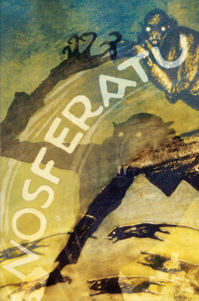 radimus-co-uk:  Albin Grau - Original promotional artwork for Murnau's Nosferatu (1922)
