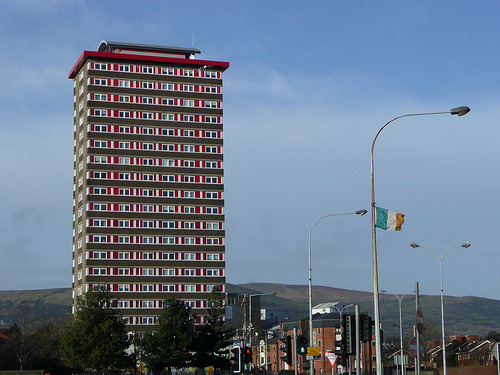 Divis Tower, Belfast