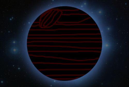 planet jupiter drawing - photo #22