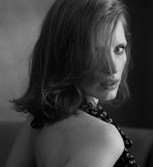bohemea:  Jessica Chastain by Mark Segal, 2011