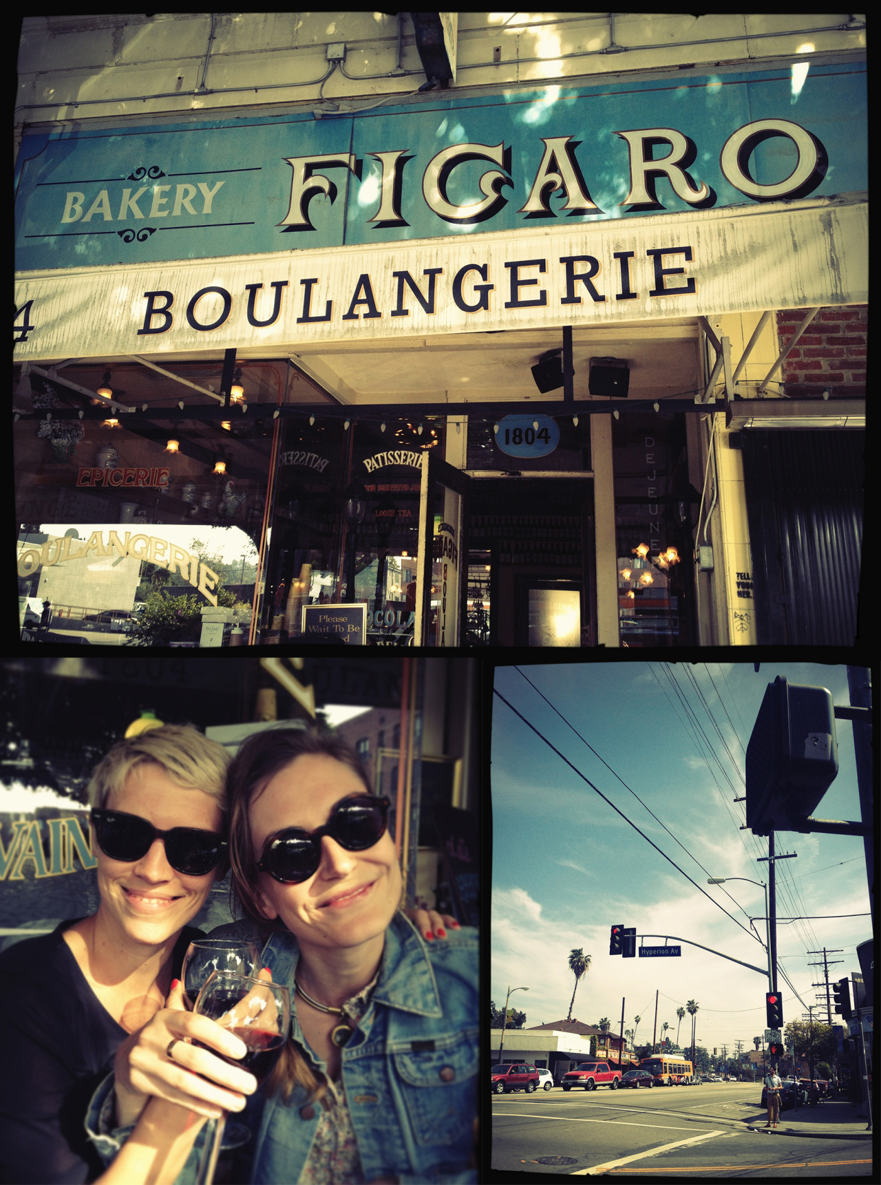 Friday afternoon fun in Los Feliz!