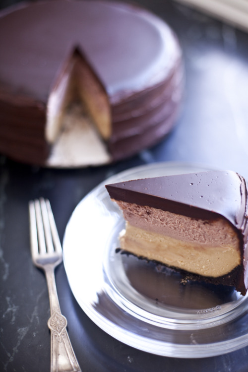 gastrogirl:  peanut butter and jelly cheesecake.
