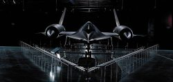 "moshingracingoperating:  (Pictured: SR-71 on display at the Smithsonian Air and Space Museum) The Lockheed Martin SR-71 Blackbird (also known as the Habu, after a pit viper found on the island of Okinawa, Japan, where the aircraft were based) is by far the most famous spy plane in the world. Part of the Blackbird family of aircraft, which include the A-12 OXCART, M-21 drone launcher, YF-12 interceptor prototype (which carried the AIM-47 nuclear air-to-air missile, the ancestor of the F-14's AIM-54 Phoenix, and the famous SR-71, this Mach 3 spyplane from the Skunk Works program has captivated the imagination of countless aviation buffs around the world. The SR-71's predecessor, the A-12, first flew at the infamous Groom Lake facility (better known as Area 51) in 1962. A series of overflights of the Soviet Union and Vietnam followed, including the M-21/D-21 project, in which Blackbirds would launch supersonic reconnaissance drones which would overfly the military facilities of North Vietnam. The A-12 evolved into the two-seat SR-71, which served until 1989, then was reactivated in 1993 and served until its final retirement in 1998. The SR-71 runs on a special type of fuel, JP7, which is carried by specially modified KC-135Q tanker aircraft. An interesting thing is that the Blackbird has parts designed to expand at high speeds and temperatures to fit together; as a result, it leaks fuel continuously on the ground and must be refueled in the air shortly after takeoff. Similarly, the aircraft's paint, which appears black on the ground, begins to turn a slight bluish color at operating speed and altitude. The SR-71's top speed has never been specified, but is suspected to be north of Mach 3.3 (2,200 mph at 80,000ft), with some estimates breaking Mach 4.  It has a service ceiling of 85,000ft and carries a vast array of cameras and other sensors. Fun fact: the SR-71 technically should be called the RS-71, and initially was, but lobbying on the part of General Curtis LeMay got the name changed for ""Strategic Reconnaissance""."
