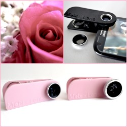 You know mom likes to take mobile photos. Mobi-Lens, universal photography lens.   On sale now at our website.