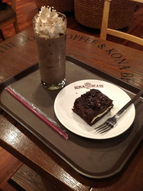 prom15e-13elieve:  Kona Beans  @KonaBeansOreo Konacchino & Oreo BrownieUnfortunately I did not see any of the boys or their family members but it could be because I went in the afternoon.I did see Henry though earlier when I went to SM. I was too star struck to get a picture though.I'll put up pics of Kona Beans later!  - Admin M