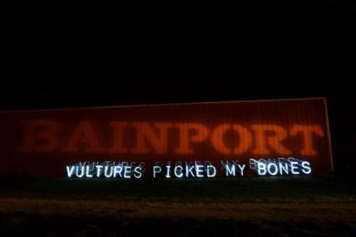 Awesome picture from the Overpass Light Brigade!